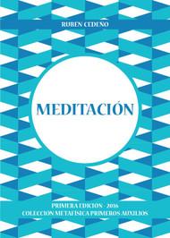 MEDITACIÓN - RUBÉN CEDEÑO (LIBRO)