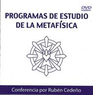 PROGRAMAS DE ESTUDIO DE LA METAFÍSICA - RUBÉN CEDEÑO (CONFERENCIA)