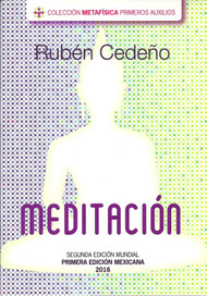 MEDITACIÓN - RUBÉN CEDEÑO (LIBRO) EDITORIAL KENICH AHAN