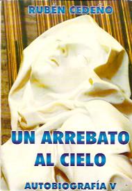 UN ARREBATO AL CIELO - RUBÉN CEDEÑO (LIBRO)