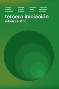 TERCERA INICIACIÓN - RUBÉN CEDEÑO (2016)