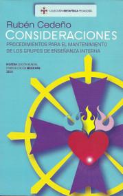 CONSIDERACIONES - RUBÉN CEDEÑO (LIBRO)