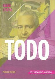 TODO - RUBÉN CEDEÑO (LIBRO)