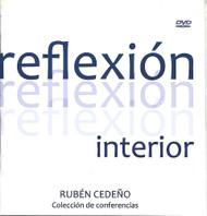 DVD REFLEXIÓN INTERIOR - RUBÉN CEDEÑO (VIDEO CONFERENCIA)
