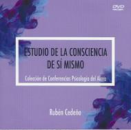 DVD ESTUDIO DE LA CONSCIENCIA DE SÍ MISMO - RUBÉN CEDEÑO (VIDEO CONFERENCIA)