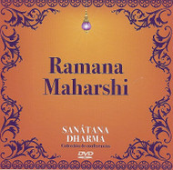 DVD RAMANA MAHARSHI  - RUBÉN CEDEÑO (VIDEO CONFERENCIA)