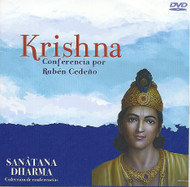 DVD KRISHNA - RUBÉN CEDEÑO (VIDEO CONFERENCIA)