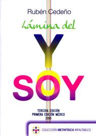 LÁMINA DEL YO SOY - RUBÉN CEDEÑO (LIBRO) EDITORIAL KENICH AHÁN