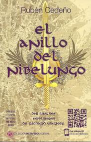 EL ANILLO DEL NIBELUNGO - RUBÉN CEDEÑO (LIBRO)