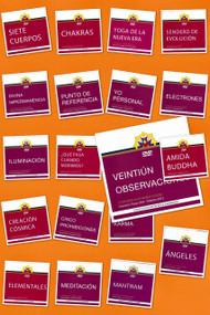 DVD COLECCIÓN CURSO METAFÍSICA AVANZADA - RUBÉN CEDEÑO (19 VIDEO CONFERENCIAS)