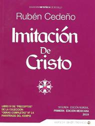 IMITACIÓN DE CRISTO - PARÁFRASIS KEMPIS | RUBÉN CEDEÑO