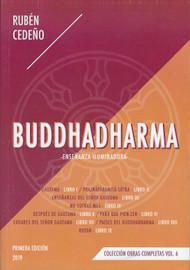 BUDDHADHARMA - RUBÉN CEDEÑO (LIBRO)