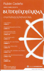 BUDDHADHARMA - RUBÉN CEDEÑO (EDITORIAL KENICH AHÁN)