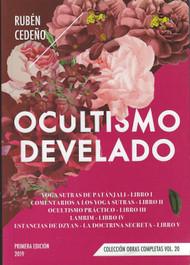 Ocultismo Develado - Rubén Cedeño (Libro)