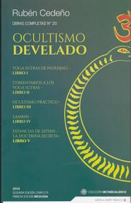 OCULTISMO DEVELADO - RUBÉN CEDEÑO (LIBRO) EDITORIAL K A