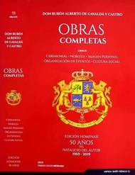 OBRAS COMPLETAS RUBÉN A. GAVALDÁ Y CASTRO