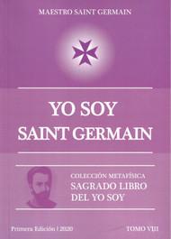 YO SOY SAINT GERMAIN - MAESTRO SAINT GERMAIN (LIBRO) COLECCIÓN METAFISICA SAGRADO LIBRO DEL YO SOY