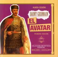 SAINT GERMAIN EL AVATAR Minilibro Audiolibro - RUBÉN CEDEÑO