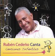 CD CANCIONES INFANTILES VOL 2 - RUBÉN CEDEÑO