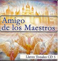 CD AMIGO DE LOS MAESTROS (LLAVES TONALES)