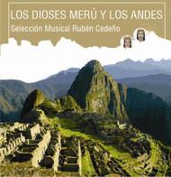 CD LOS DIOSES MERÚ Y LOS ANDES (LLAVES TONALES)