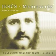 CD JESÚS - RUBÉN CEDEÑO (MEDITACIÓN)