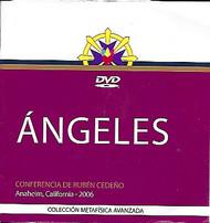 DVD ÁNGELES - RUBÉN CEDEÑO (CONFERENCIA)