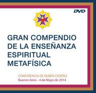 DVD GRAN COMPENDIO - RUBÉN CEDEÑO (CONFERENCIA)