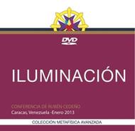 DVD ILUMINACIÓN - RUBÉN CEDEÑO (CONFERENCIA)
