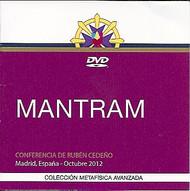 DVD MANTRAM - RUBÉN CEDEÑO (CONFERENCIA)
