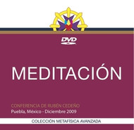 DVD MEDITACIÓN - RUBÉN CEDEÑO (CONFERENCIA)