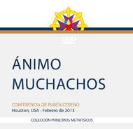 DVD ÁNIMO MUCHACHOS - RUBÉN CEDEÑO (CONFERENCIA)