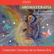 DVD AROMATERAPIA - RUBÉN CEDEÑO (CONFERENCIA)