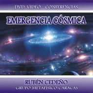 DVD EMERGENCIA CÓSMICA - RUBÉN CEDEÑO (CONFERENCIA)