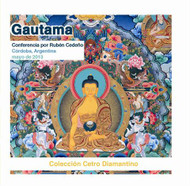 DVD GAUTAMA - RUBÉN CEDEÑO (CONFERENCIA)