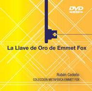 DVD LA LLAVE DE ORO DE EMMET FOX - RUBÉN CEDEÑO (CONFERENCIA)