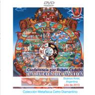 DVD LA RUEDA DE LA VIDA - RUBÉN CEDEÑO (CONFERENCIA)