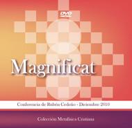 DVD MAGNIFICAT - RUBÉN CEDEÑO (CONFERENCIA)