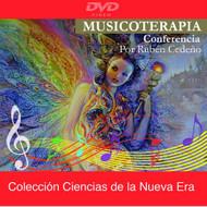 DVD MUSICOTERAPIA - RUBÉN CEDEÑO (CONFERENCIA)