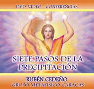 DVD SIETE PASOS DE LA PRECIPITACIÓN - RUBÉN CEDEÑO (CONFERENCIA)
