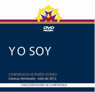 DVD YO SOY - RUBÉN CEDEÑO (CONFERENCIA)