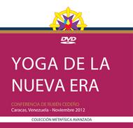 DVD YOGA DE LA NUEVA ERA - RUBÉN CEDEÑO (CONFERENCIA)