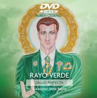 DVD RAYO VERDE SALUD PERFECTA (ANIMACIÓN VISUAL DE LA LLAMA Y DECRETOS)