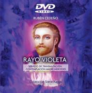DVD RAYO VIOLETA I SERVICIO DE TRANSMUTACIÓN (ANIMACIÓN VISUAL DE LA LLAMA Y DECRETOS)