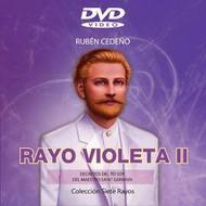 DVD RAYO VIOLETA II (ANIMACIÓN VISUAL DE LA LLAMA Y DECRETOS)