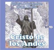 DVD CRISTO DE LOS ANDES - RUBÉN CEDEÑO (DOCUMENTAL)