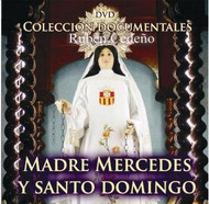 DVD MADRE MERCEDES Y SANTO DOMINGO - RUBÉN CEDEÑO (DOCUMENTAL)