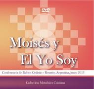 DVD MOISES Y EL YO SOY - RUBÉN CEDEÑO (DOCUMENTAL)