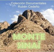 DVD MONTE SINAÍ - RUBÉN CEDEÑO (DOCUMENTAL)