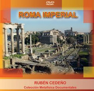 DVD ROMA IMPERIAL - RUBÉN CEDEÑO (DOCUMENTAL)